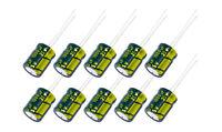 10 Stück 25V 1000UF Kondensatoren Elektrolytkondensatoren Elko Low ESR