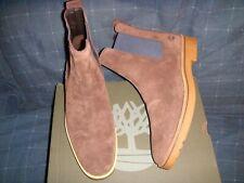 Timberland Folk Gentleman Chelsea  Men Boots  Dark Chocolate  10.5US  NIB