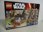 LEGO STAR WARS 75139 BATTLE ON TAKODANA new Nuevo NIB Maz Kanata Kylo Ren Finn