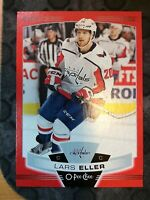 O-Pee-Chee 2019-2020 RED BORDER LARS ELLER HOCKEY CARD #113