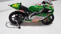Valentino Rossi. Aprilia 250cc. GP Imola 1999.  Minichamps 1/12