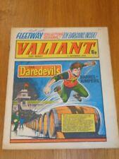 VALIANT 1ST NOVEMBER 1975 FLEETWAY BRITISH WEEKLY COMIC*