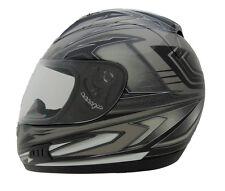 Vega Helmet Altura XPV Full Face DOT Black Velocity XL / 5244-015