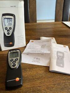 testo 925 Thermometer