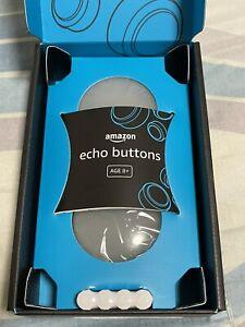 Amazon Echo Buttons Alexa Gadget (2 Buttons) - NEW Open Box