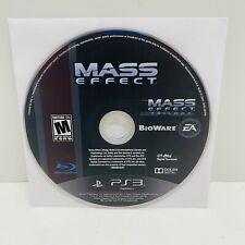 Replacement Disc 1 Only Mass Effect Trilogy (Sony PlayStation 3, PS3) PS3 Tested