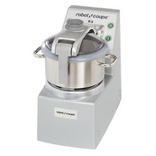 Robot Coupe R8 Food Processor Vertical Cutter-Mixer w/ 8-qt Stainless Steel Bowl