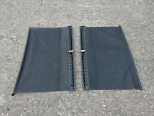 LAND ROVER DISCOVERY 3 REAR DOOR PRIVACY CURTAINS