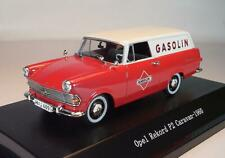 Starline 1/43 Opel Rekord P2 Caravan 1960 Gasolin OVP #3805