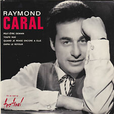 RAYMOND CARAL TOUTE NUE FRENCH ORIG EP ROLAND VINCENT