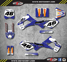 Polini X1-X3 99-04 Full custom graphic kit SHOCKWAVE style stickers / decals