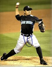 Erasmo Ramirez Seattle Mariners Signed 8x10 Photo comes with COA er1st15