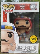 WWE - Iron Sheik Chase Red #43 Funko Pop Vinyl New in box