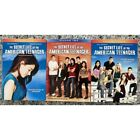 3 COMPLETE SEASONS ~ 1 2 3 DVD ~ THE SECRET LIFE OF THE AMERICAN TEENAGER