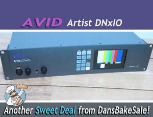 Used Avid Artist DNxIO Standalone Interface