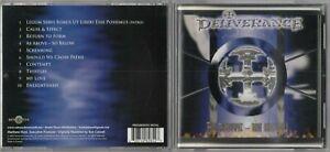 Deliverance - As Above - So Below CD 2007
