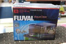 NEW!! FLUVAL AquaClear 70 Power Filter for Aquariums (40-70 US Gal) A615