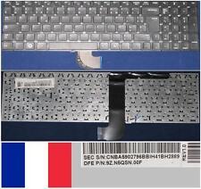 Azerty French Keyboard SAMSUNG RF510 RF511 BA59-02796B CNBA5902796 9Z.N5QSN.00F