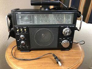 RHAPSODY RY-610 MULTI BAND/HAM/SHORTWAVE PORTABLE RADIO RARE