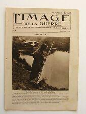L'image de la guerre n°9 - Janvier 1915 - Isidore Opsomer - Perswyre - Furnes