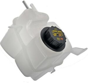 Engine Coolant Recovery Tank Front Dorman 603-207