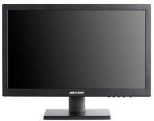 "Hikvision LED CCTV Surveillance Monitor HD HDMI VGA VESA DS-D5019QE-B 19"""