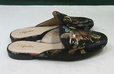 Paprika Platform Wedge Canvas Beige Sandals Womens Shoes Retail $50