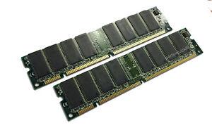 1GB Memory Dell Optiplex GX240 (2X 512MB) PC133 SDRAM RAM DIMM