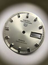 GENUINE NOS DIAL FOR SEIKO7619-9010 SPORTSMATIC DELUXE Case Back VERY RARE ITEM