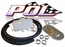 Performance Online 53-56 Ford Truck Master Cylinder Remote Fill Cap Kit