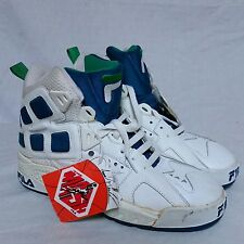 VTG 90s Fila Jamal Mashburn Basketball Shoes OG DEADSTOCK Mash Grant Hill 8.5