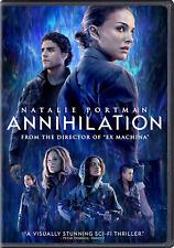 Annihilation (Dvd) Natalie Portman , Jennifer Jason Leigh , Al 00004000 ex Garland