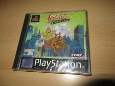 Scooby Doo E THE CYBER CHASE PS1 PLAYSTATION 1 NEW SIGILLATO VERSIONE PAL