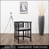 Bauhaus / Art Deco Fauteuil   Design Chair   Club Sessel im Fledermaus Stil