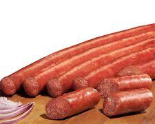 Portuguese LINGUIÇA SAUCISSE SAUSAGE Pork, Spices, salt... / No fridge required