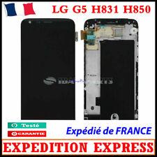 Pour LG G5 H831 H850 Ecran LCD Vitre Tactile Complet Screen + Cadre Noir