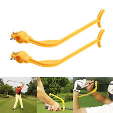 Helpful Golf Swing Swinging Training Aid Tool Trainer Wrist Control Gesture YA9