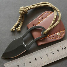 Survival knife Claw Protable Knife MC Knife Outdoor Leather Sheath pocket knife