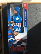 "Marvel Avengers Captain America Titan Hero Series Large 12"" Action Figure"