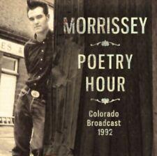 Morrissey - Poetry Hour NEW CD