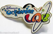 Disney's Oceaneer Lab Pin