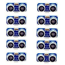 10pcs Ultrasonic Module HC-SR04 Distance Measuring Ranging Sensor for Arduino