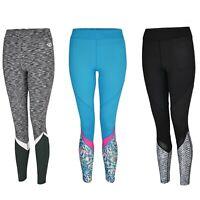 Mujer Leggings Correr Ciclismo Yoga Deporte Gimnasio en Forma Apretado Pantalón