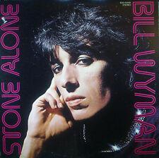 LP BILL WYMAN - stone alone, nm, Japan-Import