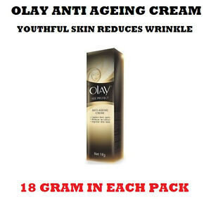 OLAY AGE PROTECT ANTI AGEING CREAM FOR YOUTHFUL FLAWLESS SKIN REDUCE WRINKLE18GM