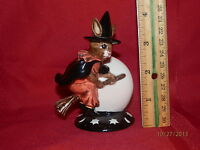 Vintage ROYAL DOULTON BUNNYKINS TRICK OR TREAT DB 162 LE Made in the UK