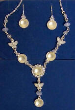 Avon 2007 Pretty Pastel Y Necklace Gift Set
