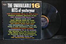 Various - The Unavailable 16 Hits of Yesterday on VeeJay 1051