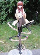 Anime Manga Steins Gate Makise Kurisu Toy Figure Doll 24cm New in Box