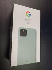 Brand New Sealed Google Pixel 5 5G 128GB Sorta Sage Factory Unlocked Single SIM